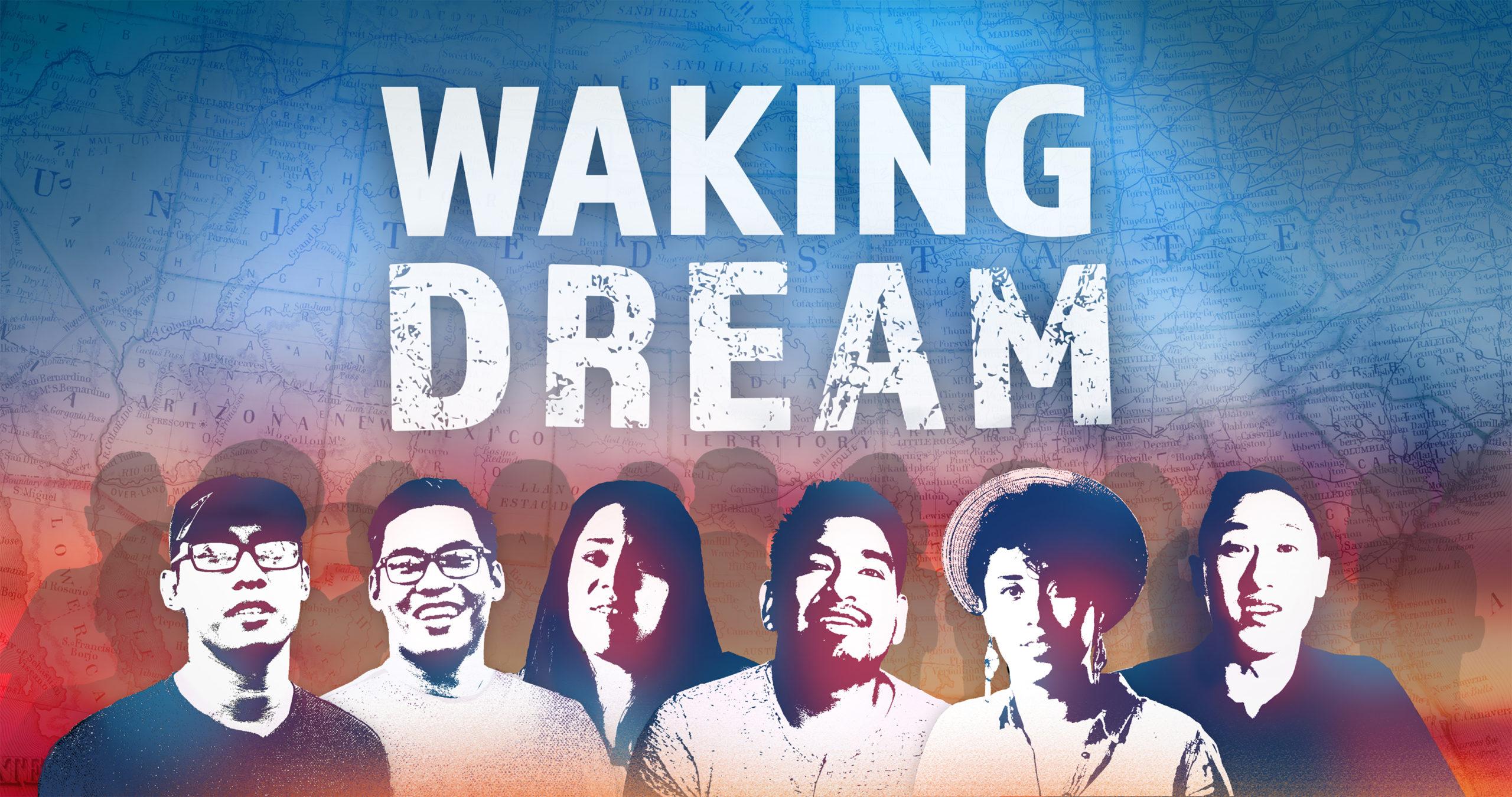 Waking Dream title screen